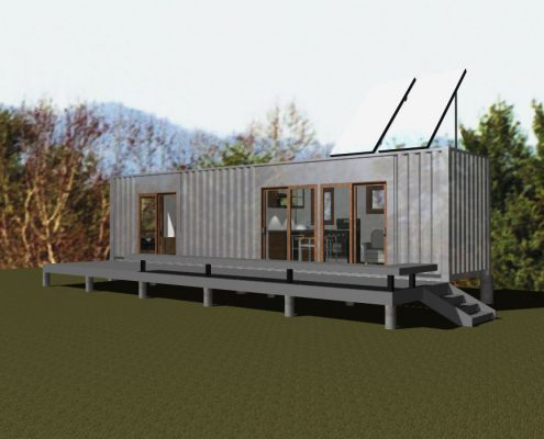 320 exterior eco-friendly home design