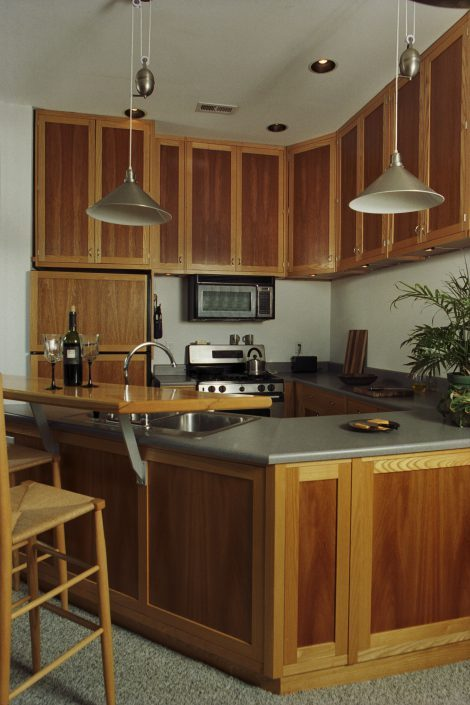 kitchen, asheville, Scott W Bartholomew Architect