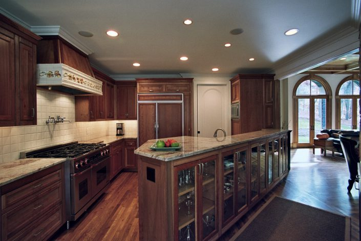 kitchen design, asheville, Scott W Bartholomew Architect