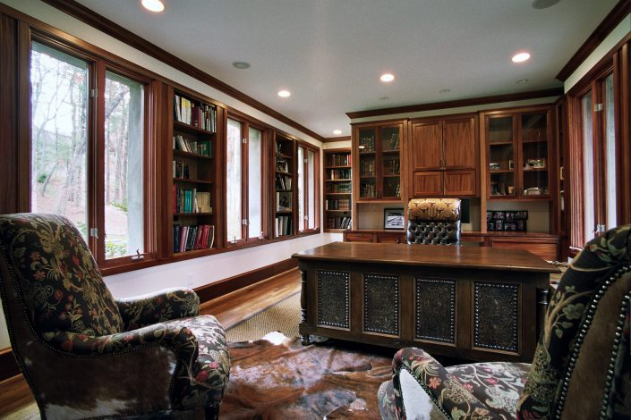 Italianate - office design, asheville, Scott W Bartholomew Architect