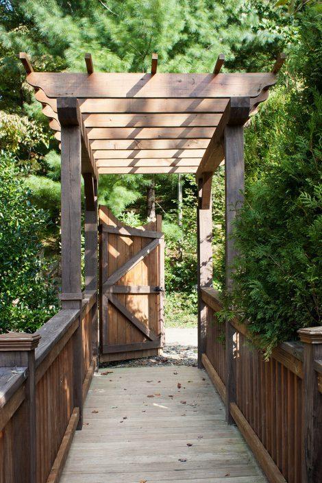 entry gate, scott w bartholomew architecture