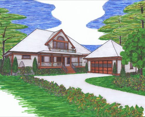 home design 22 - drawing