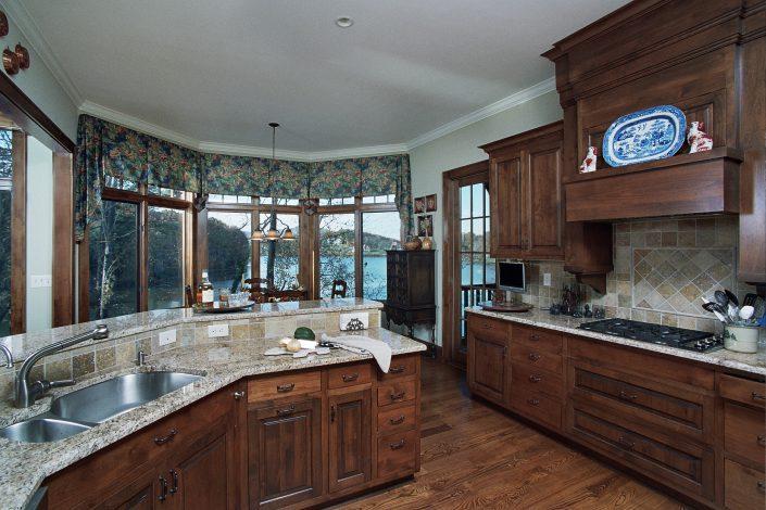 kitchen, asheville, scott w bartholomew architecture