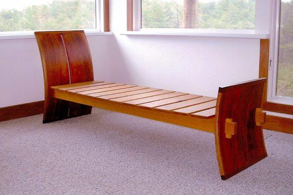 Chaise Lounge, Scott W Bartholomew Architect