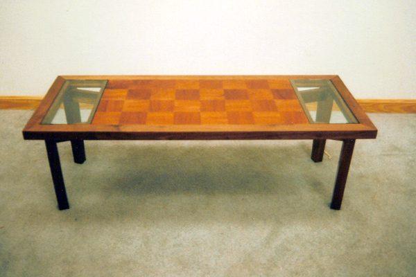 coffee-table, Scott W Bartholomew Architect