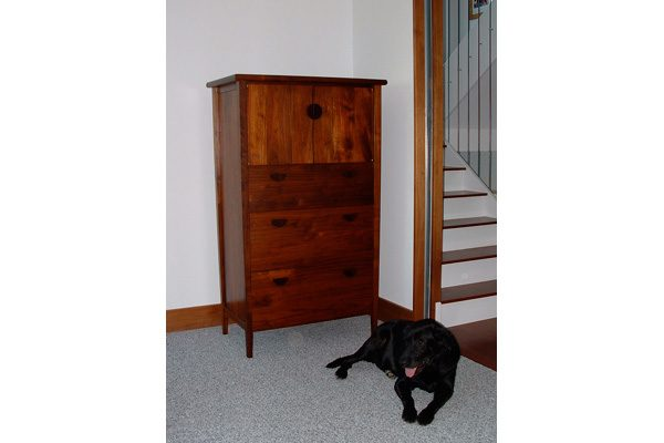dresser, Scott W Bartholomew Architect