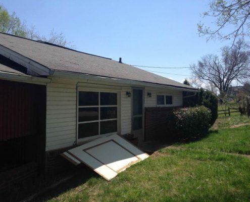 home - before design, Scott W Bartholomew Architect