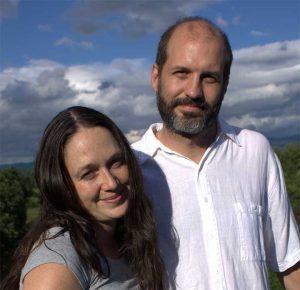 Scott Bartholomew and wife Katherine, Scott W Bartholomew Architect