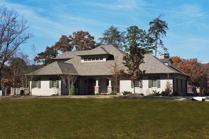 Biltmore Lake Hous, asheville, scott w bartholomew architecture