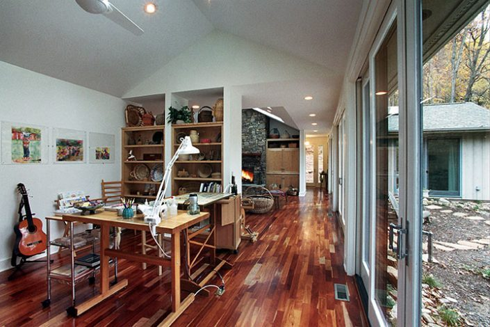 studio, asheville, Scott W Bartholomew Architect