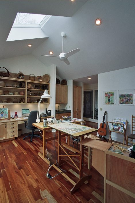 studio, asheville, Scott W Bartholomew Architect