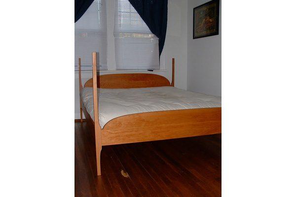 tester-bed, Scott W Bartholomew Architect