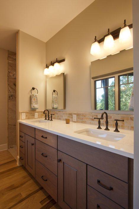 Vanity, Asheville, Scott W Bartholomew Architect